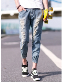 Celana jogger Jeans Cp202