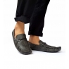 Mr Darwis The black throne loafers mr017