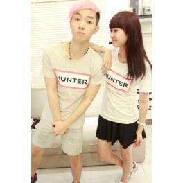 Kaos Couple Vintage Kc109