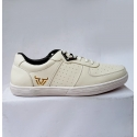 Mr darwis all white sneakers Mr022