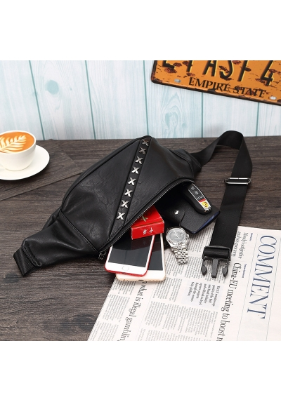 waistbag kulit import ts715