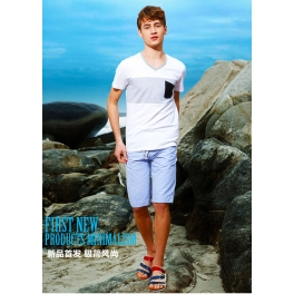 Men Elegant Tshirt BJ319